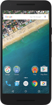 Nexus 5X 32GB Ice Blue (Front)