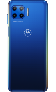 Motorola Moto G 5G Plus 64GB Surfing Blue