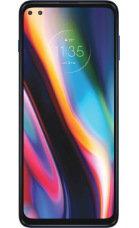Motorola Moto G 5G Plus 64GB Surfing Blue