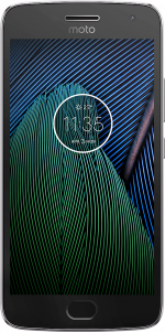 Motorola Moto G5 Plus Grey