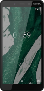 Nokia 1 Plus 8GB Black