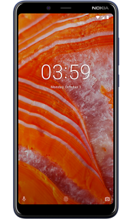 Nokia 3 Plus Blue
