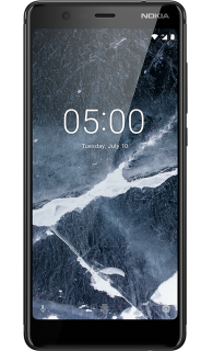 Nokia 5.1 16GB Black