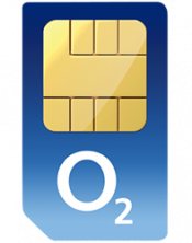 O2 Mobile SIM only 25GB