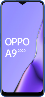 A9 2020 Space Purple (Front)