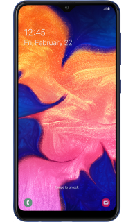 Samsung Galaxy A10 32GB Blue