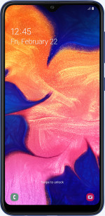 Galaxy A10 32GB Blue