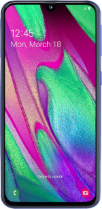 Samsung Galaxy A40 64GB Blue