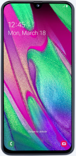 Galaxy A40 64GB White