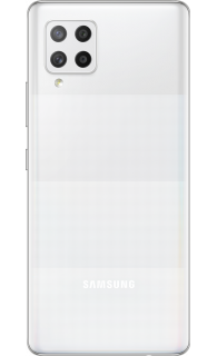 Samsung Galaxy A42 5G 128GB Prism Dot White