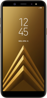 Samsung Galaxy A6 2018 Gold