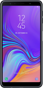 Galaxy A7 64GB Black