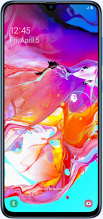 Galaxy A70 128GB Blue