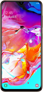Samsung Galaxy A70 128GB Coral