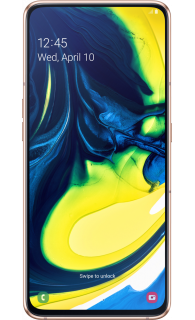 Samsung Galaxy A80 128GB Gold