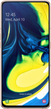 Galaxy A80 128GB Gold (Front)
