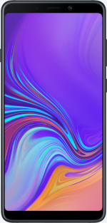 Galaxy A9 128GB Caviar Black
