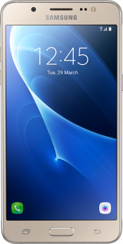 Galaxy J5 2016 Gold (Front)