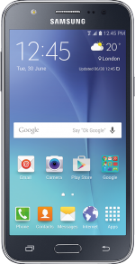 Samsung Galaxy J5 Black