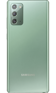 Samsung Galaxy Note20 256GB Mystic Green
