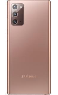 Samsung  Galaxy Note20 5G 256GB Mystic Bronze