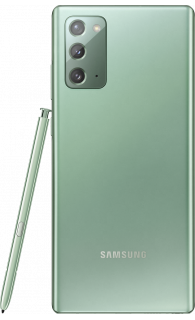 Samsung  Galaxy Note20 5G 256GB Mystic Green
