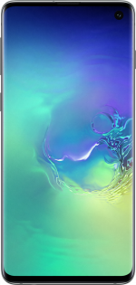Samsung Galaxy S10 128GB Prism Green Refurbished
