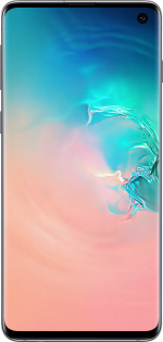 Samsung Galaxy S10 128GB Prism White Refurbished