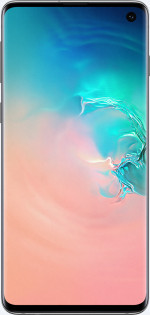 Galaxy S10 128GB Prism White