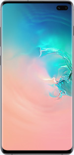 Galaxy S10 Plus 128GB Prism Silver