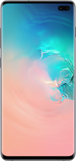 Samsung Galaxy S10 Plus 128GB Prism Silver