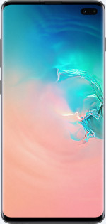 Galaxy S10 Plus 128GB Prism White