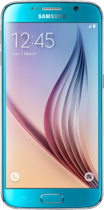 Samsung Galaxy S6 32GB Blue