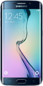 Samsung Galaxy S6 edge 32GB Black Refurbished
