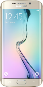 Samsung Galaxy S6 edge 64GB Gold