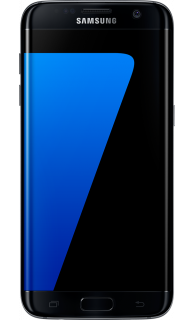 Samsung Galaxy S7 Edge 32GB Black Refurb