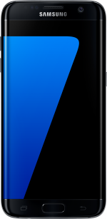 Samsung Galaxy S7 edge Black Refurbished