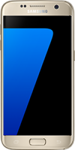 Samsung Galaxy S7 Gold Refurb