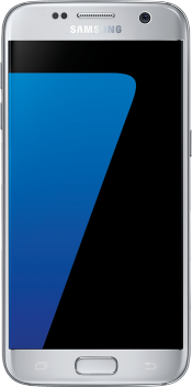 Galaxy S7 Silver (Front)