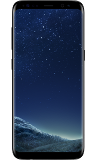 Samsung Galaxy S8 Black Refurbished