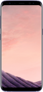 Samsung Galaxy S8 Orchid Grey Refurb