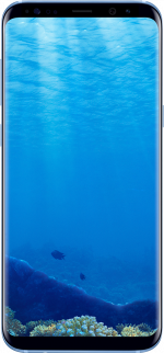 Samsung Galaxy S8 Plus Coral Blue
