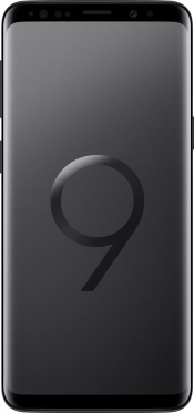 Galaxy S9 Black (Front)