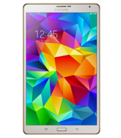 Galaxy Tab S 8 4 Wi Fi 16GB White
