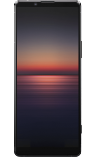 Sony Xperia 1 II 256GB Black