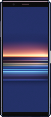 Xperia 5 128GB Blue (Front)