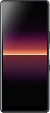 Xperia L4 64GB Black (Front)