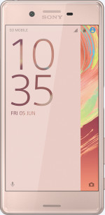 Xperia X Rose Gold