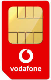 5GB Red Extra - 12 Months