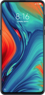 Mi Mix 3 5G Black 128GB Vodafone (Front)